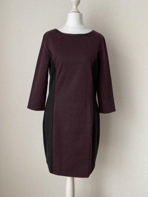 Esprit Kleid Gr M Bordeaux Freizeitkleid