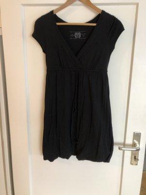 edc by Esprit Sukienka z rękawem balonowym czarny Bawełna