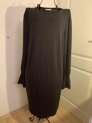 ESPRIT Kleid grau Jersey