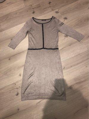 Esprit Kleid mit Leder Applikationen