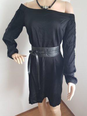 Esprit Kleid mit Spitze Gr. 42
