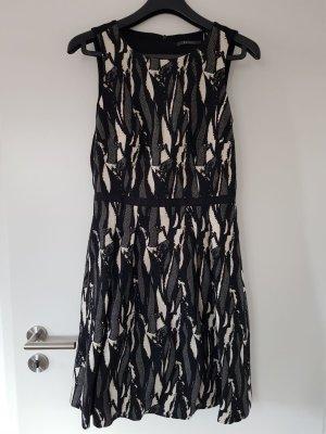 Esprit Robe mi-longue multicolore