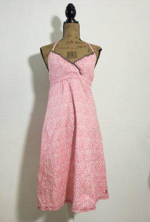 Esprit Robe mi-longue rose
