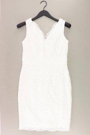 Esprit Kleid weiß Größe M