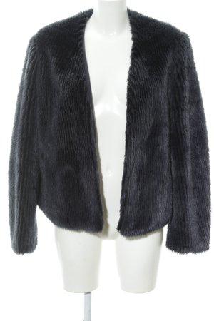 Esprit jacke dunkelblau Street-Fashion-Look