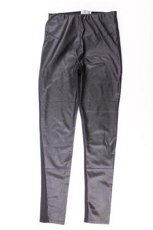 Esprit Kunstlederhose Größe XS schwarz aus Polyester