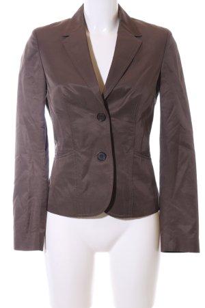 Esprit Kurz-Blazer bronzefarben Business-Look