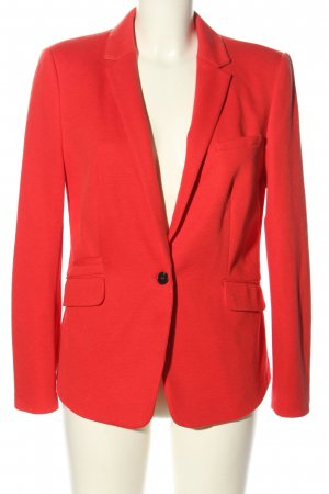 Esprit Kurz-Blazer rot Business-Look