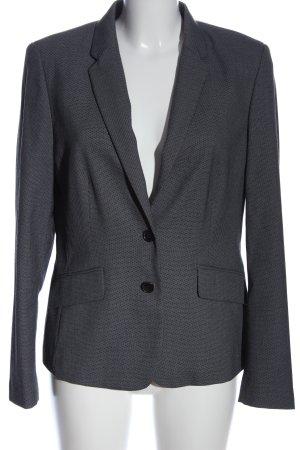 Esprit Kurz-Blazer hellgrau meliert Business-Look