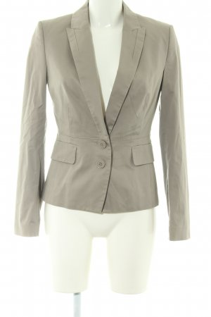 Esprit Kurz-Blazer wollweiß Business-Look