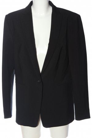 Esprit Kurz-Blazer schwarz Casual-Look