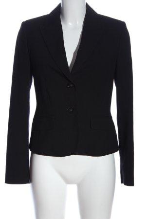 Esprit Blazer court noir style d'affaires