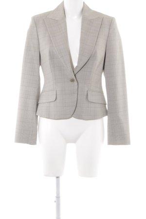 Esprit Kurz-Blazer Karomuster Business-Look