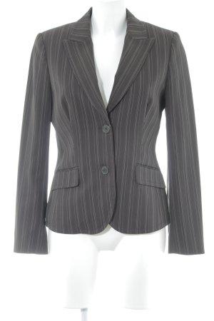 Esprit Kurz-Blazer Nadelstreifen Business-Look