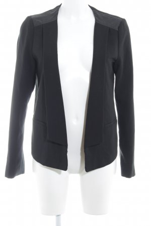 Esprit Korte blazer zwart elegant