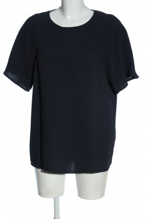 Esprit Bluzka z krótkim rękawem niebieski W stylu casual