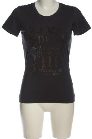 Esprit T-Shirt Motivdruck Casual-Look