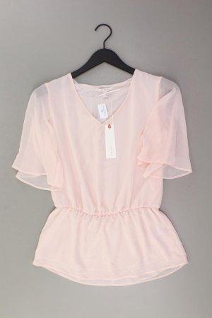 Esprit Kurzarmbluse Größe 34 neu mit Etikett pink aus Polyester