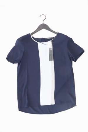 Esprit Blusa de manga corta azul-azul neón-azul oscuro-azul celeste Poliéster