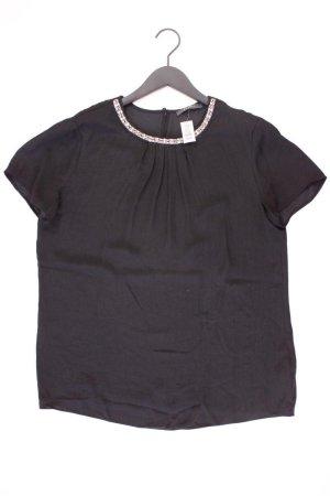 Esprit Short Sleeved Blouse black polyester