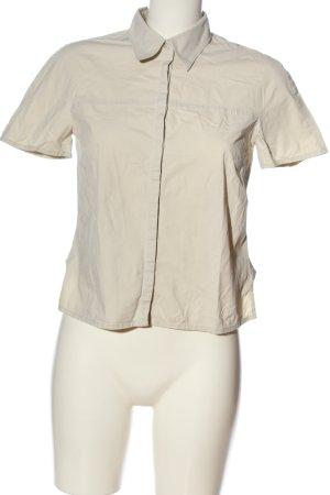 Esprit Camicia a maniche corte grigio chiaro stile casual