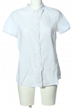Esprit Camicia a maniche corte bianco stile casual
