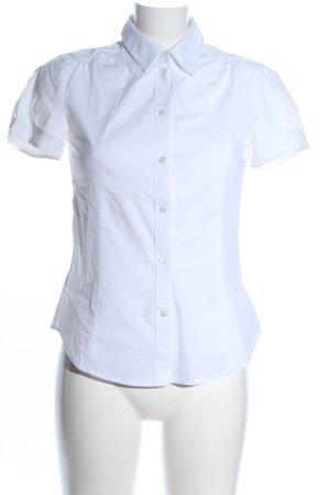 Esprit Camicia a maniche corte bianco stile professionale