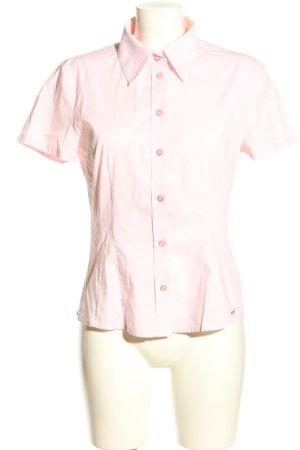 Esprit Kurzarmhemd pink Business-Look