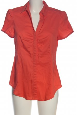 Esprit Kurzarmhemd rot Elegant