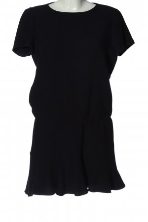 Esprit Kurzarmkleid schwarz Casual-Look