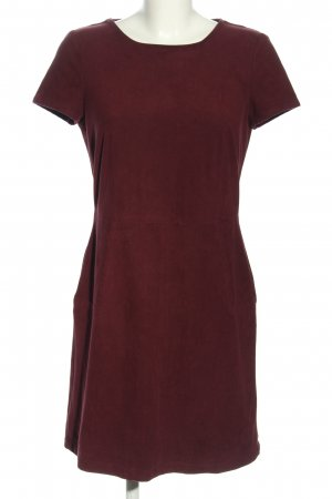 Esprit Kurzarmkleid rot Casual-Look