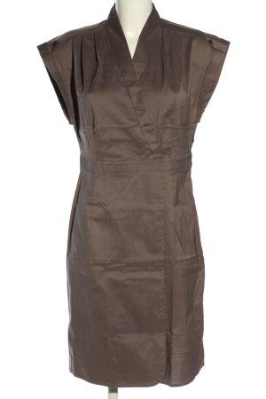 Esprit Kurzarmkleid bronzefarben Casual-Look