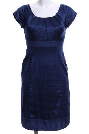 Esprit Kurzarmkleid blau Elegant