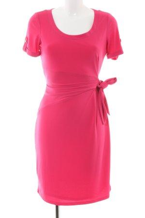 Esprit Kurzarmkleid pink Business-Look