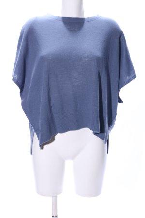 Esprit Short Sleeve Sweater blue casual look