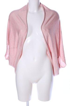 Esprit Kurzarmstrickjacke pink Casual-Look