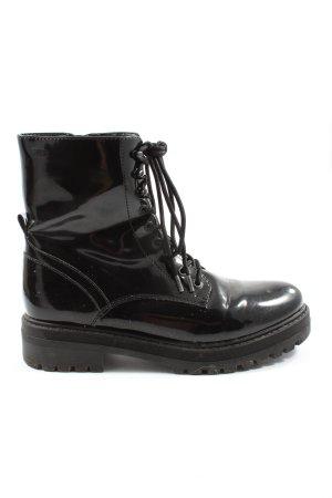 Esprit Krótkie buty czarny W stylu casual