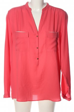 Esprit Langarm-Bluse pink Elegant