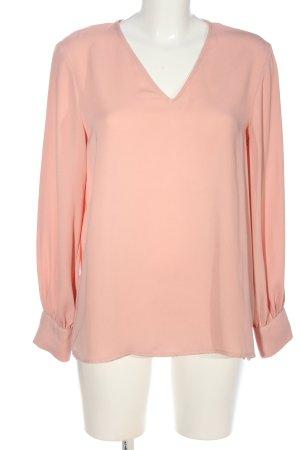 Esprit Langarm-Bluse pink Casual-Look
