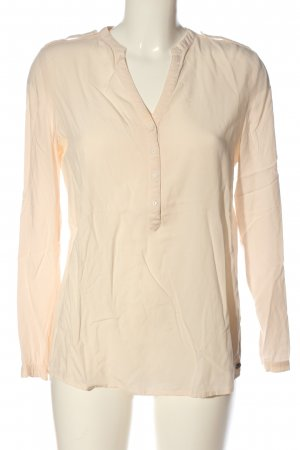 Esprit Langarm-Bluse creme Business-Look