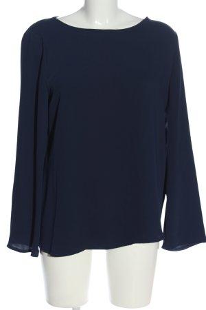 Esprit Langarm-Bluse blau Business-Look
