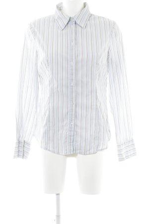Esprit Langarm-Bluse mehrfarbig Elegant
