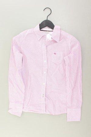 Esprit Langarmbluse Größe 32 pink