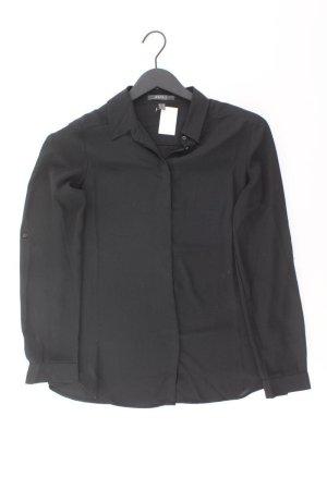 Esprit Langarmbluse Größe 34 schwarz aus Polyester