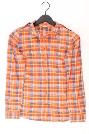 Esprit Langarmbluse Größe 36 orange aus Baumwolle
