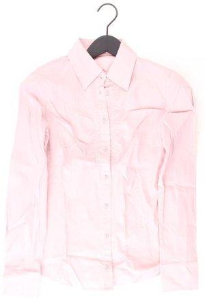 Esprit Langarmbluse Größe 36 pink aus Baumwolle