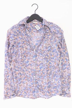 Esprit Langarmbluse Größe 38 mehrfarbig aus Baumwolle