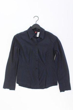 Esprit Langarmbluse Größe M schwarz aus Baumwolle
