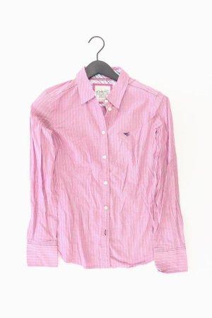 Esprit Langarmbluse Größe S gestreift pink