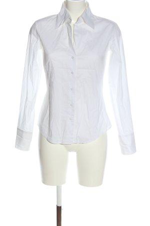 Esprit Koszula z długim rękawem biały W stylu casual